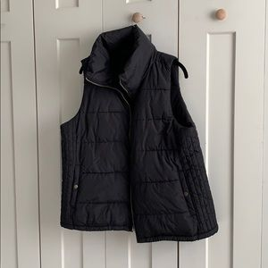 Old navy puffy vest women's xl